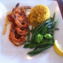 Krevety k obědu