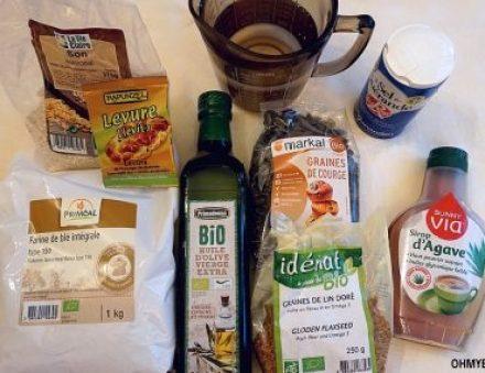 Comment faire le pain intégral