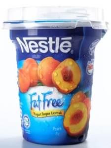 yaourt fat free