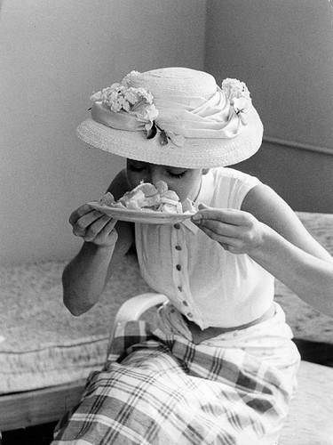 Alimentation émotionnelle et goût sucré