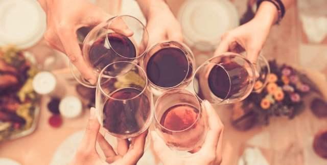 Vin, sucre et perte de poids