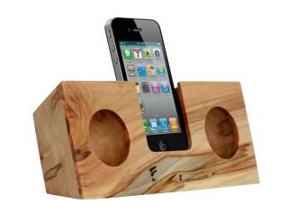 Koostik Wooden Amplifier