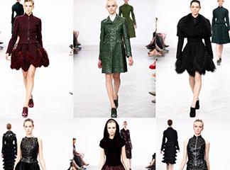 desfile azzedine alaia blog de moda