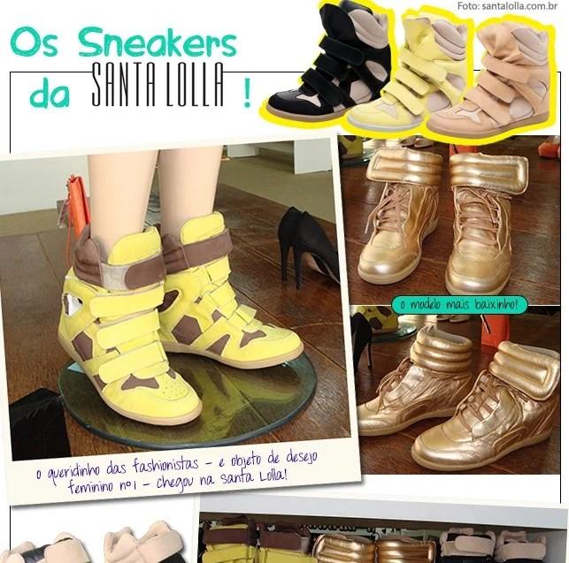 Sneaker Santa Lolla