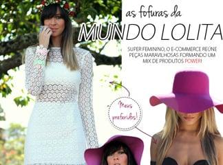 dica loja virtual ecommer blog de moda mundo lolita oh my closet dica roupas vestido tshirt