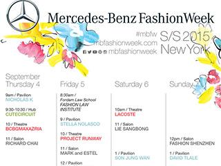 line up nyfw semana de moda nova york blog de moda oh my closet desfiles mbfw