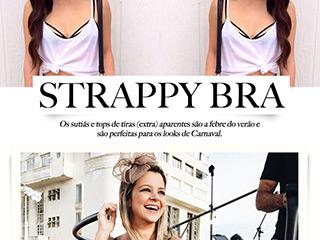 Como usar Strappy Bra.