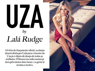 Vem ver a over the knee da Lala para a Uza!