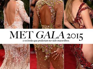 Vem ver os piores looks d Met Gala 2015 no blog Oh My Closet!