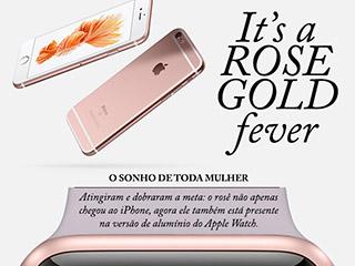 Novo iPhone Rosê Apple: vem ver os detalhes no Oh My Closet!