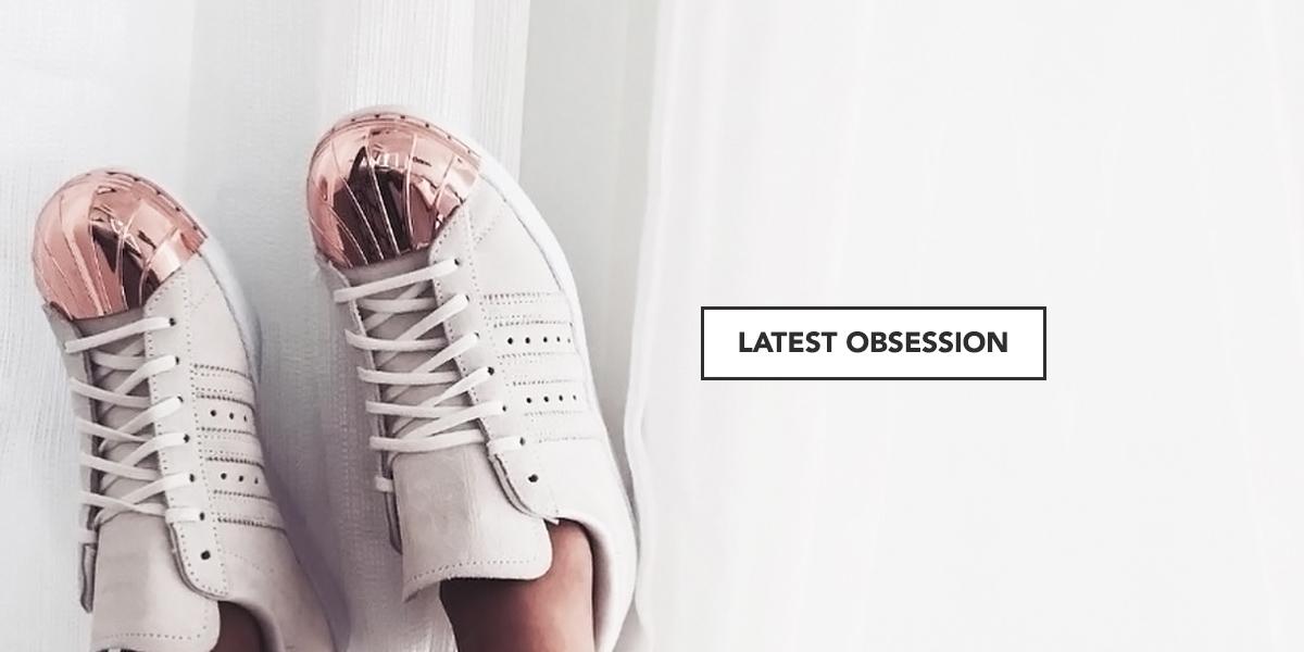 O desejo de hoje é o tênis do momento: Adidas Superstar 80's Metal Toe. Tem mais no OMC!