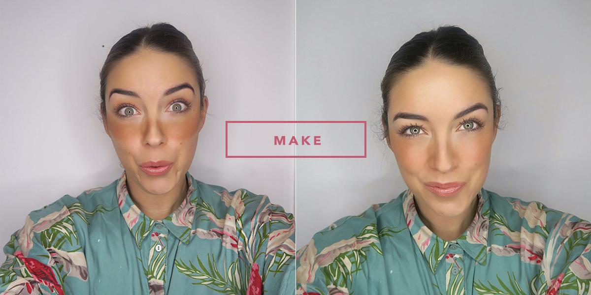 Sun Stripping: tudo sobre essa nova tendência de make no Oh My Closet, por Mônica Araújo