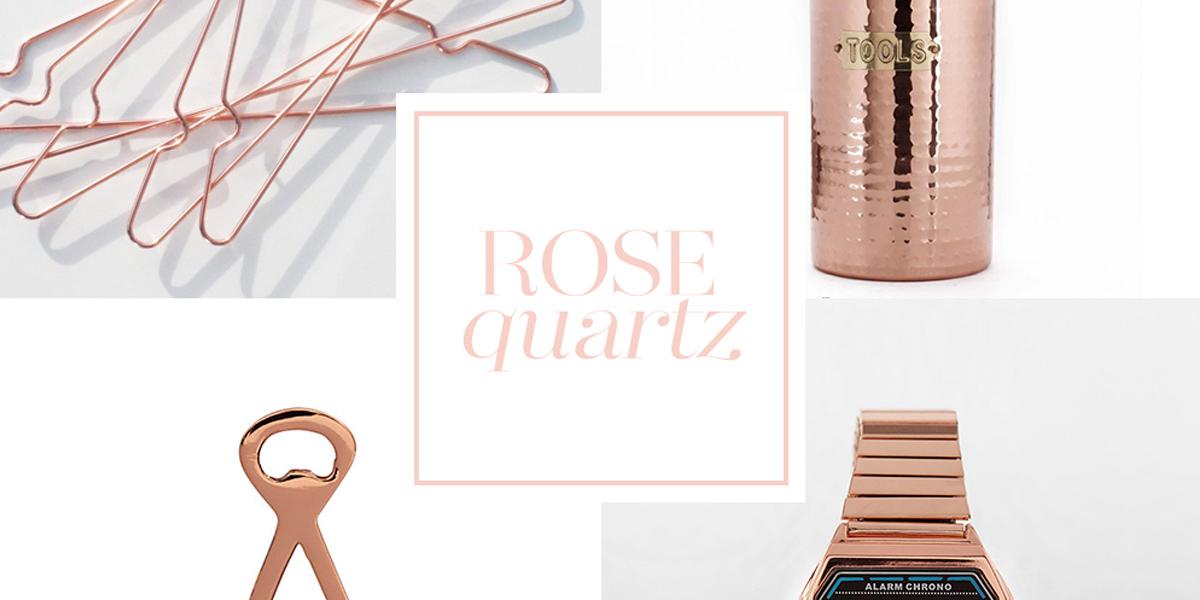 O Rose Quartz promete ficar por muito tempo, que tal ver uma seleção de produtos na cor? Vem pro OMC!