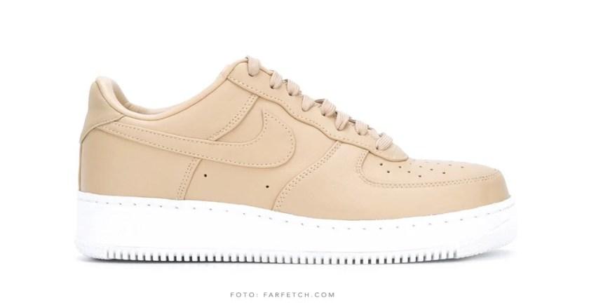 Nike Air Force 1 na Farfetch. Veja onde comprar parecido no Oh My Closet!