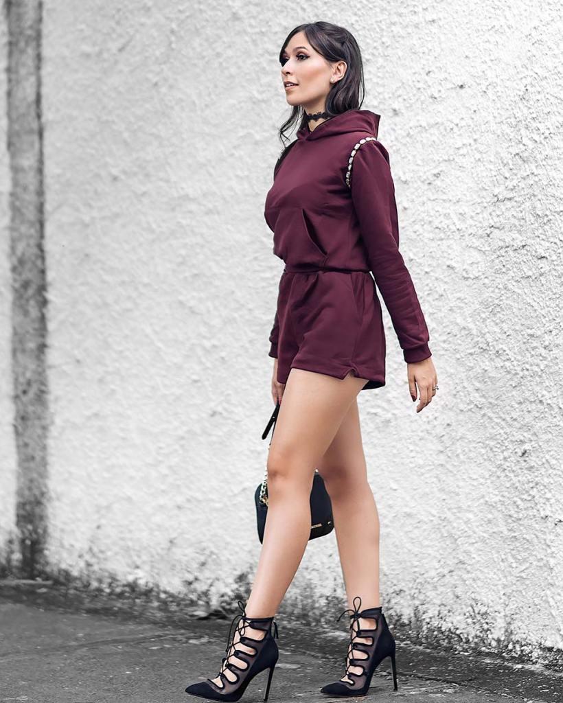 Look Mônica Araújo blogueira para Ypslon Atacado tendência inverno 2017 no Oh My Closet!