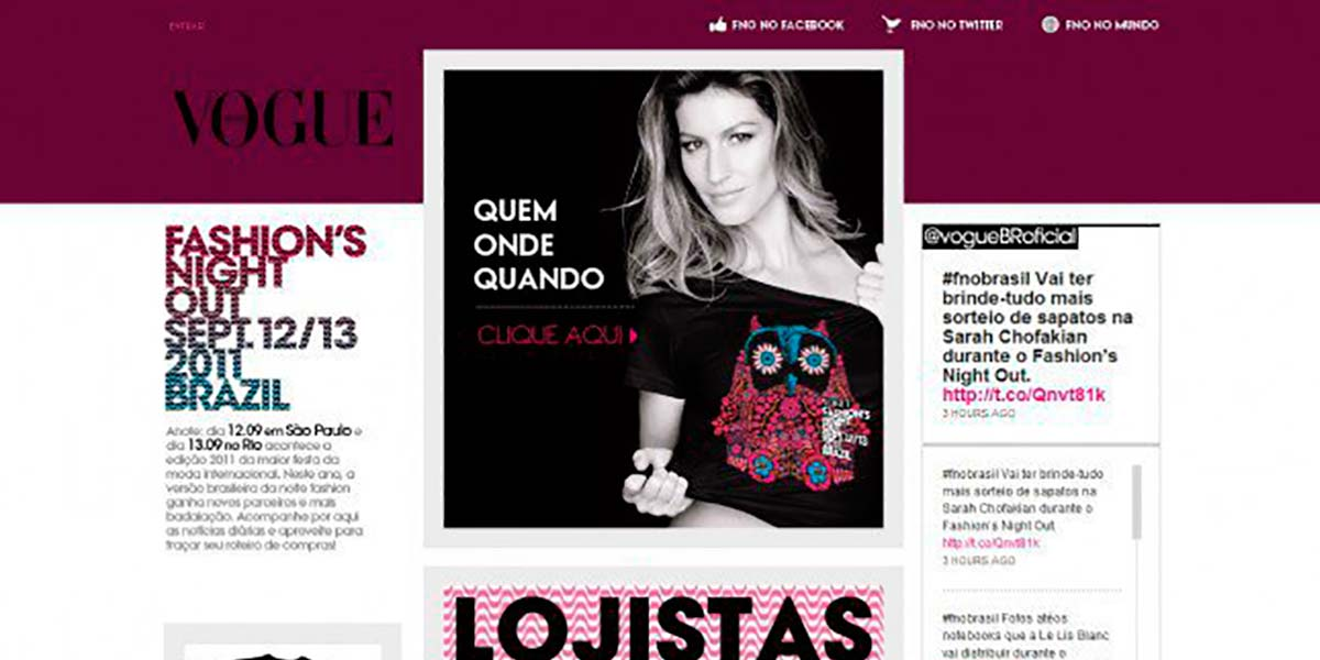 Vogue FNO 2011