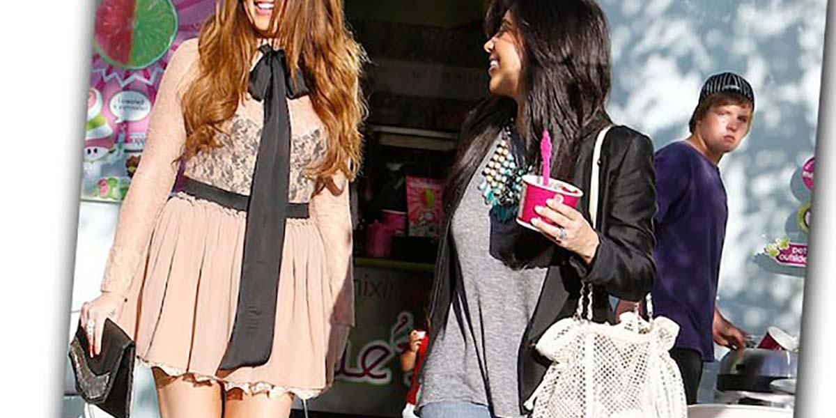 Khloé Kardashian de Kardashian Kollection sears