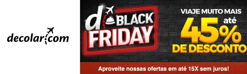 Black Friday Decolar.com