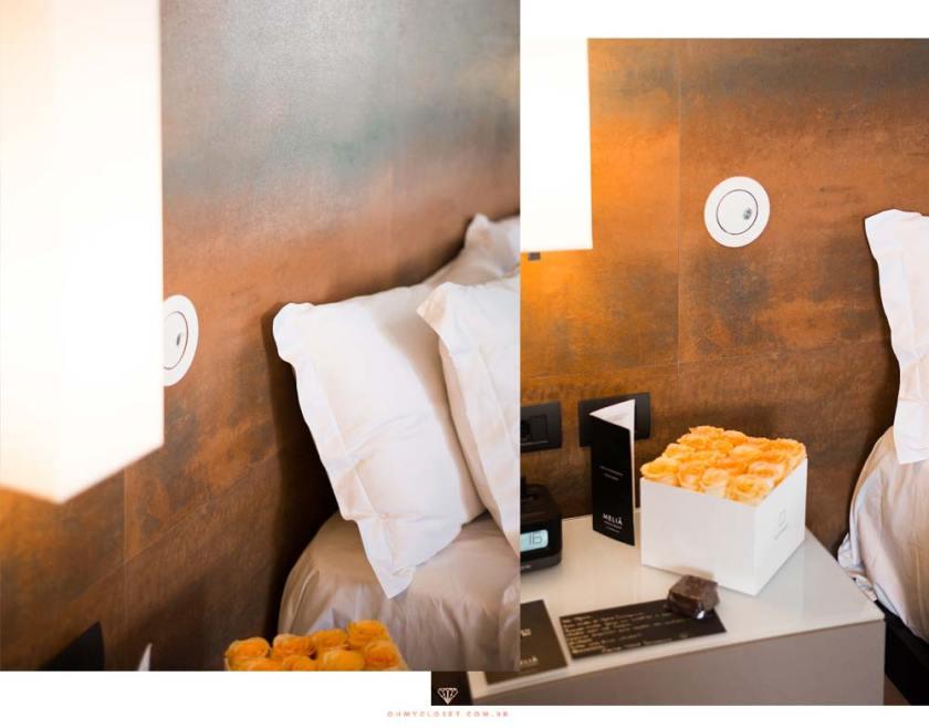 Travesseiros cama hotel melia ibirapuera
