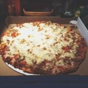 more pizza.