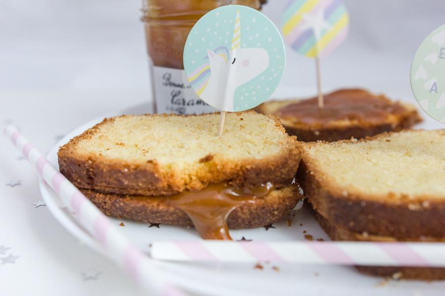 recette quatre quarts degustabox bonne maman caramel blog cuisine cuisiner