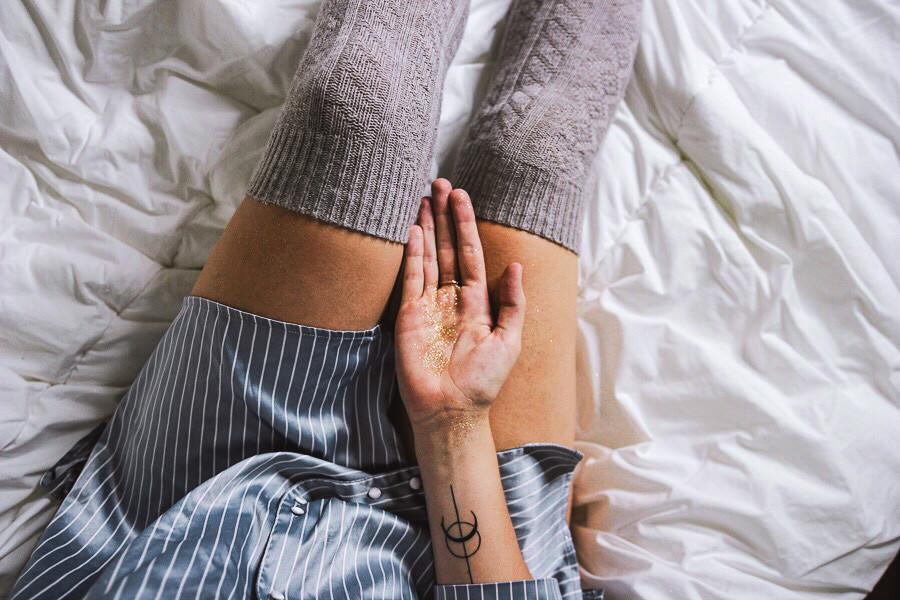 Mon premier tatouage à l'avant bras