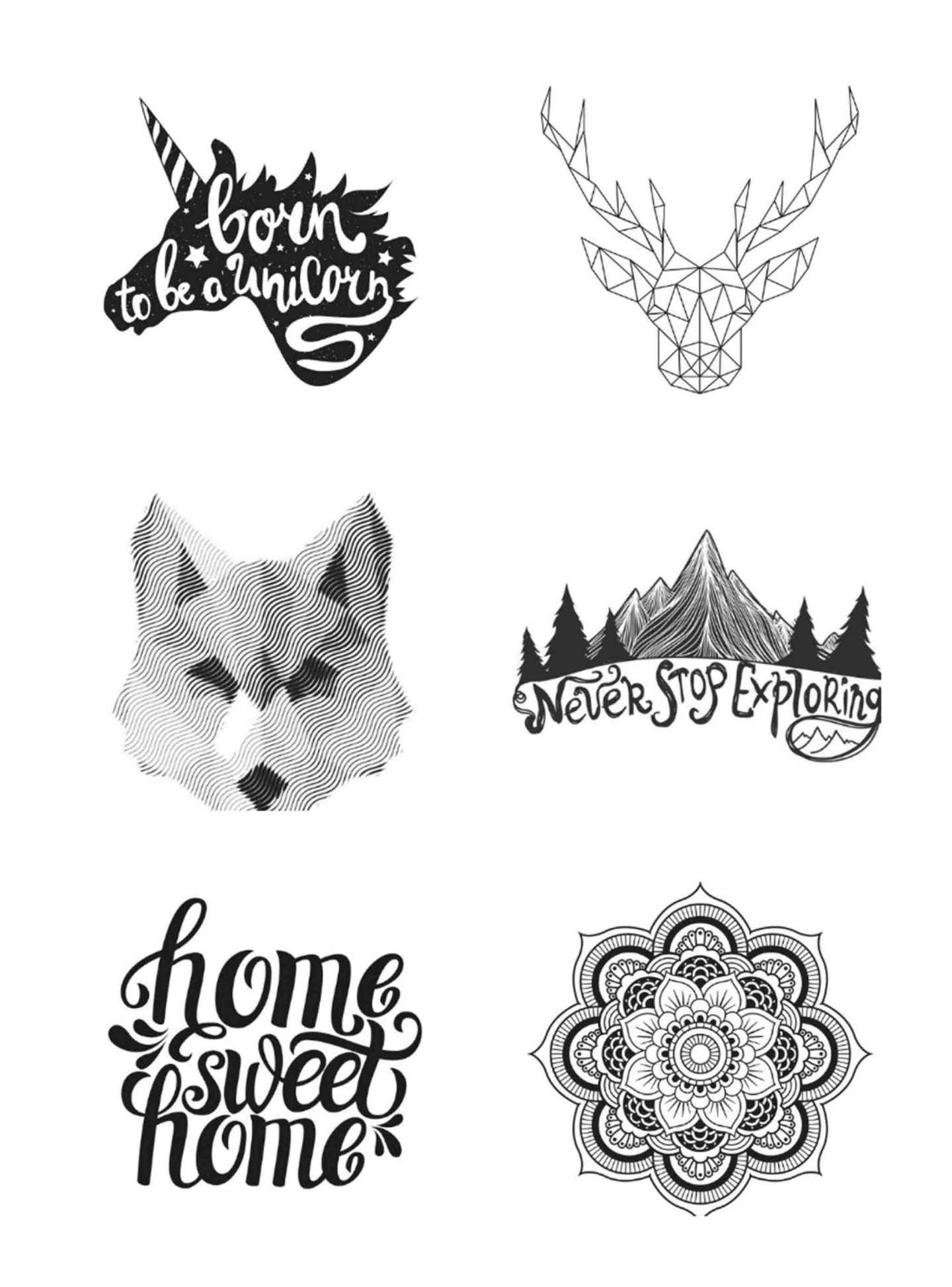 Stickers Pixers