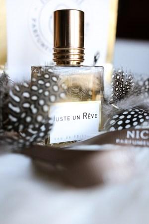 Parfum Juste un Rêve de Nicolai