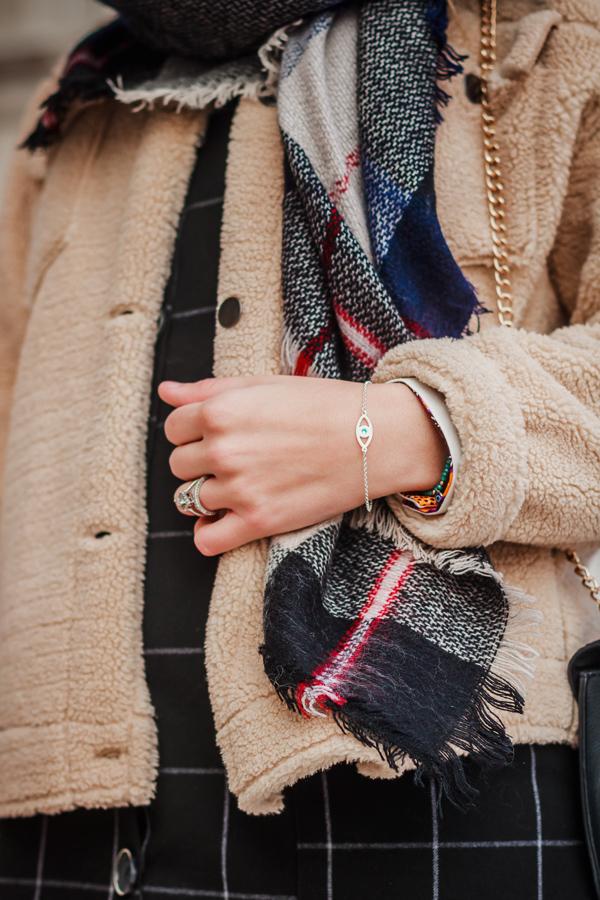 Close up bracelet