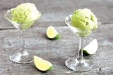 Avocado ice cream