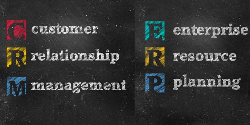 Diferencias entre un CRM y un ERP