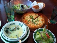 Unlimited Soup, Salad and Breadsticks + Pizza @ Olive Garden