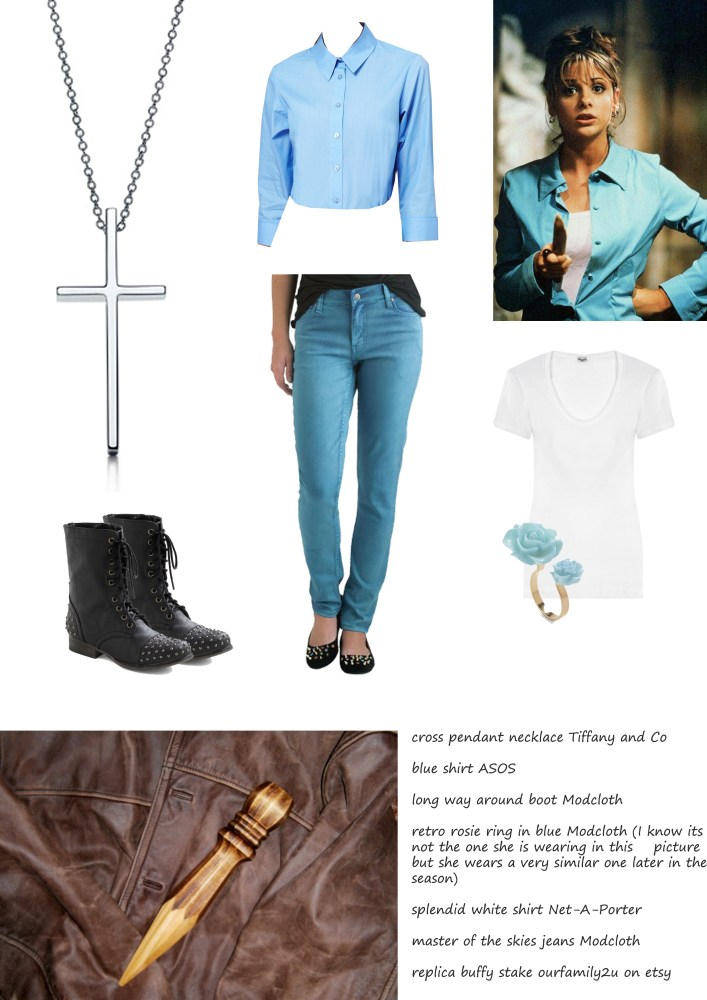 Buffy Inspired Style  (2/2)