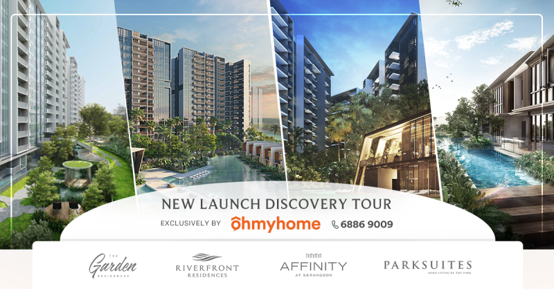 Ohmyhome New Launch Discovery Tour
