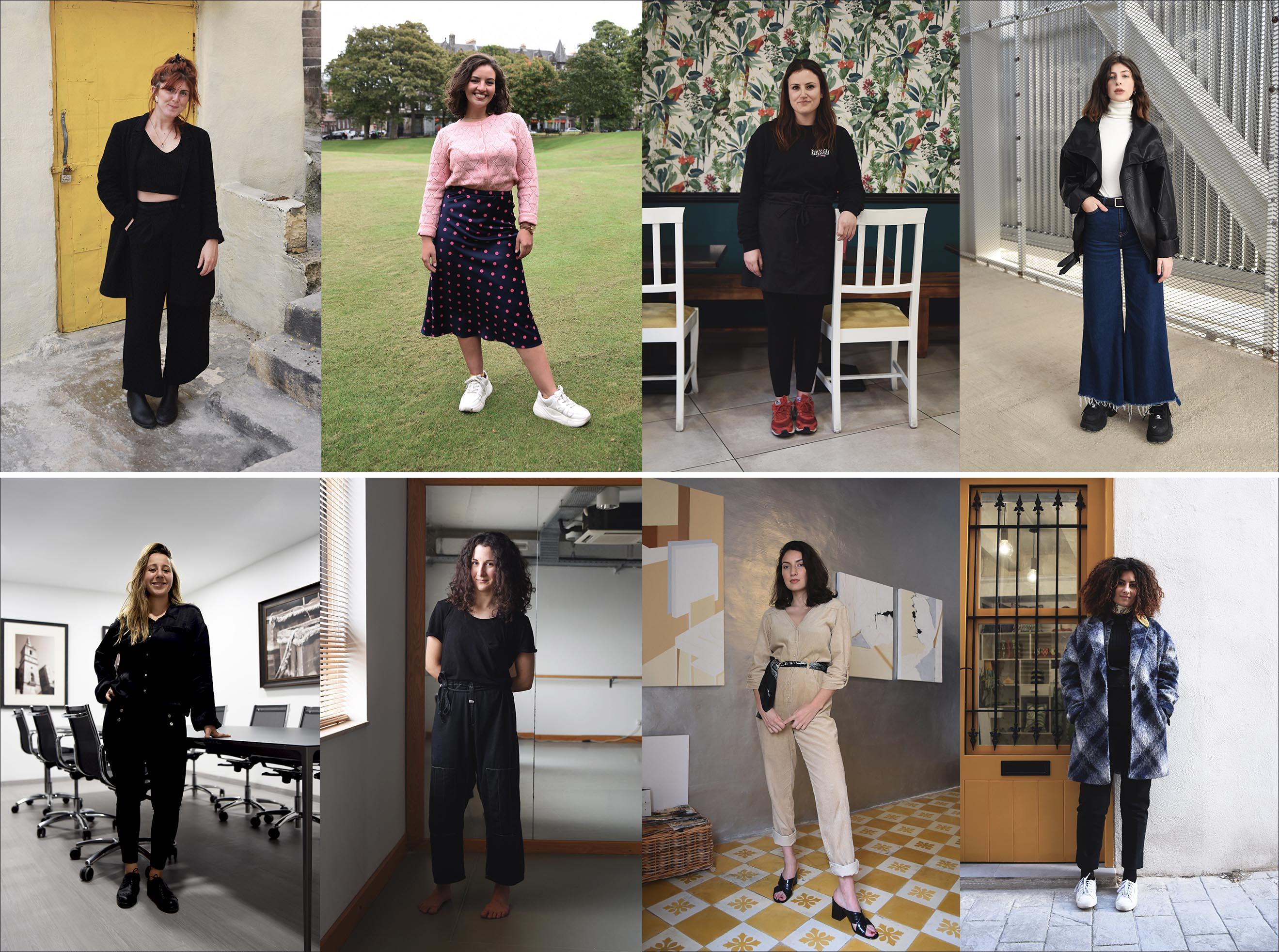8 Women Making Waves