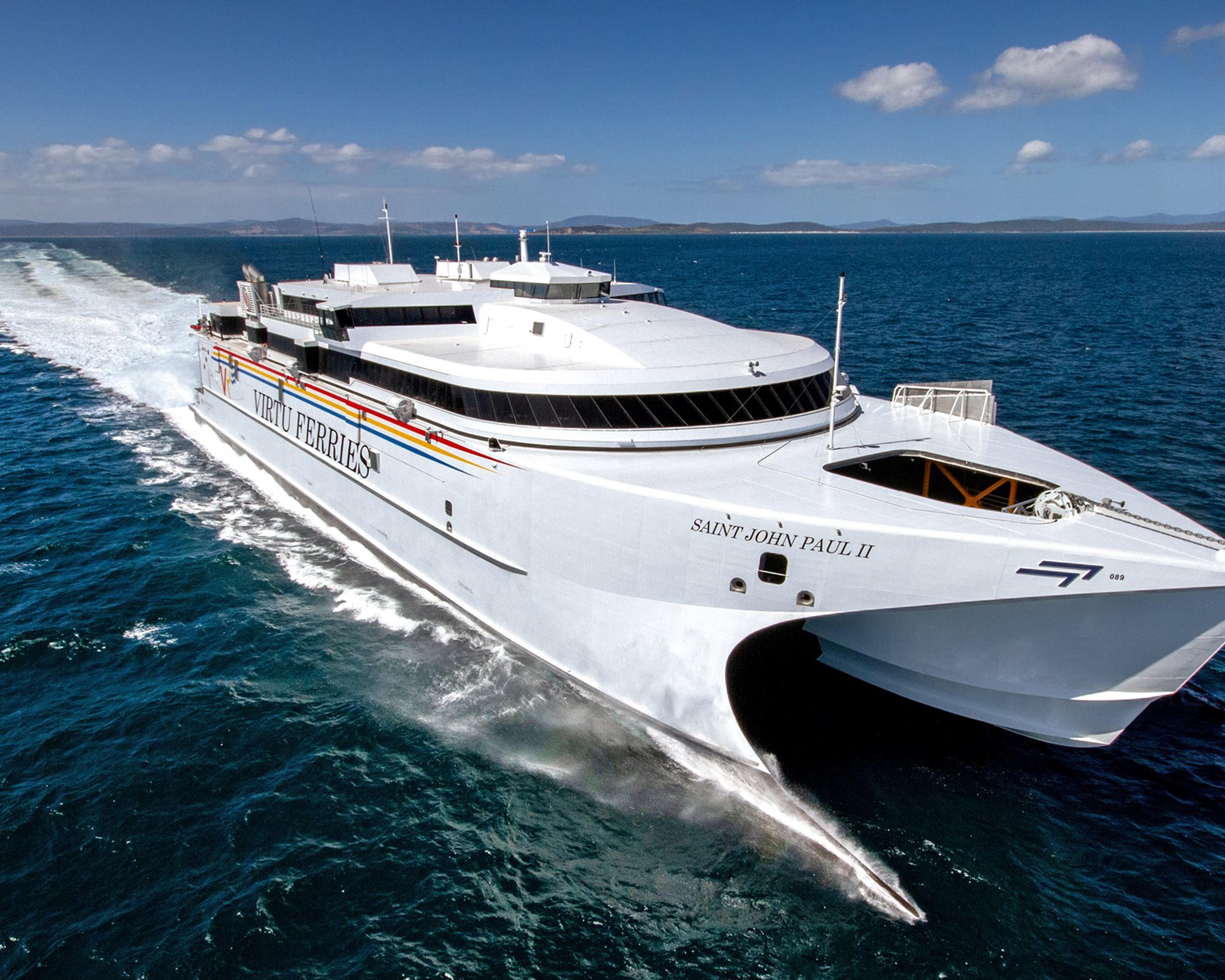 Malta-Gozo fast ferry?