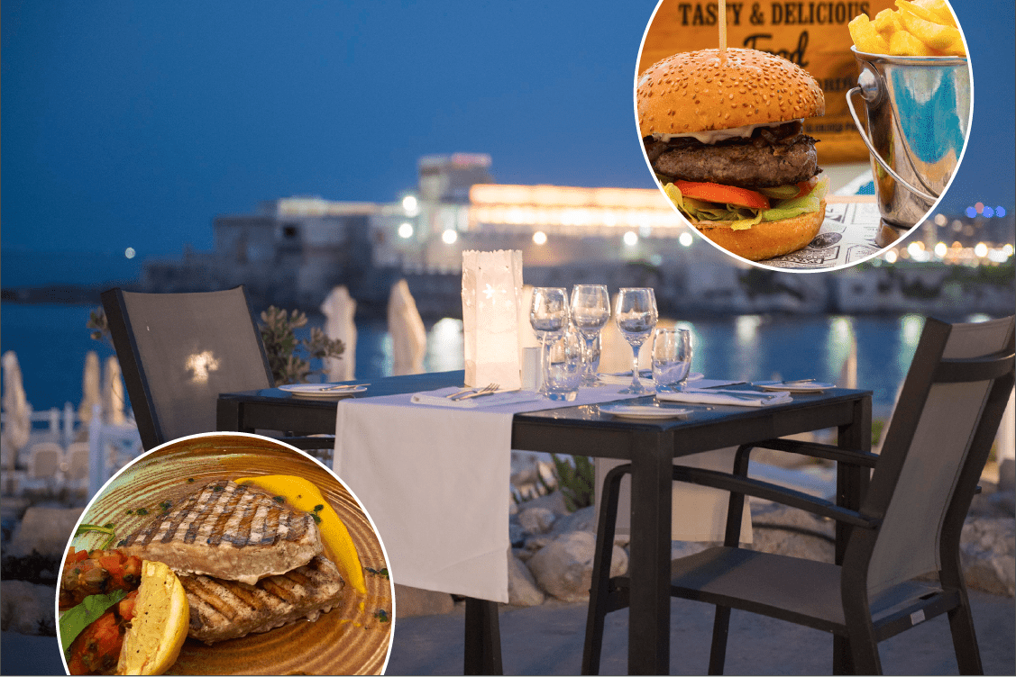 Read more about the article Meet and eat al fresco at this charming spot in St.Julian's