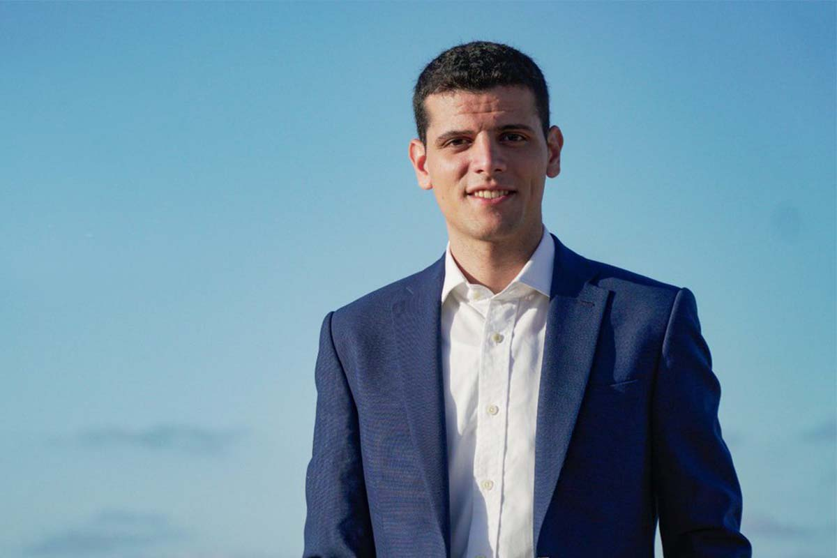 Read more about the article First Maltese national to become chairman of Europe's largest student organisation