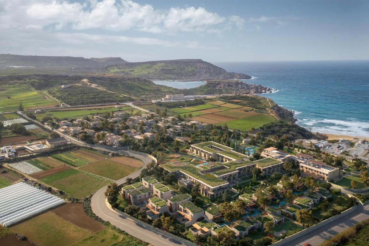 Read more about the article Corinthia Oasis: plans submitted for luxury tourism-residential resort