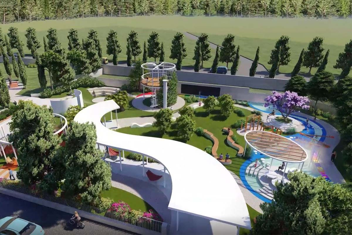 Read more about the article €500,000 regeneration project for Garden of Serenity in the south of Malta