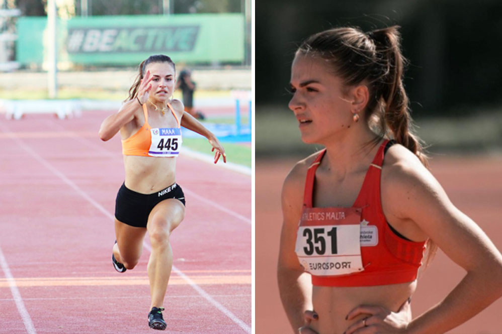 Read more about the article Young Maltese athlete Carla Scicluna to compete in Tokyo Olympics