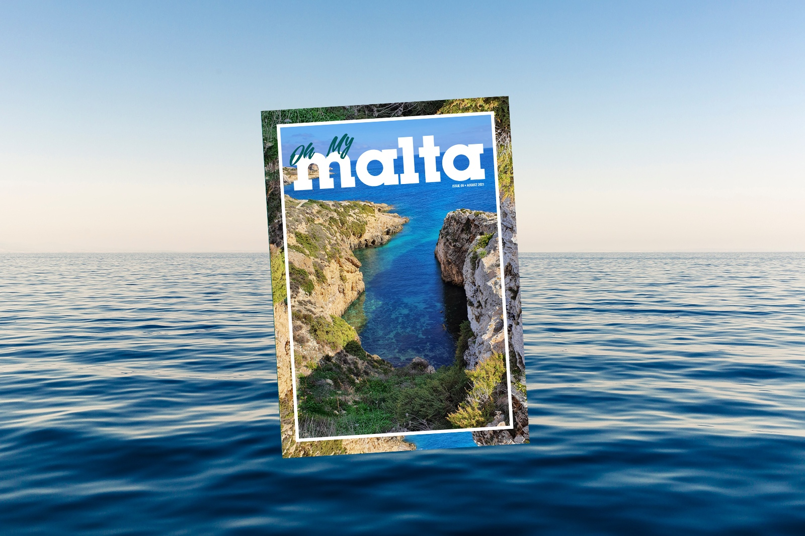 Read more about the article Oh My Malta releases August 2021 issue