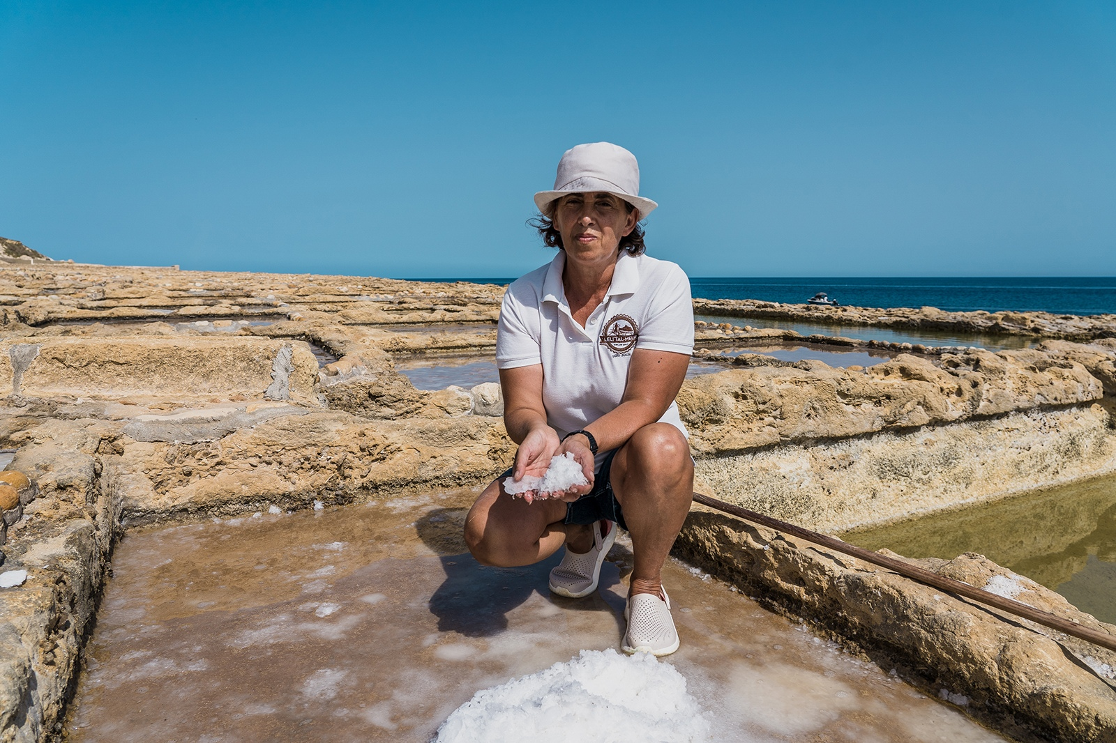 Read more about the article Emily in Malta: Gozitan sea salt