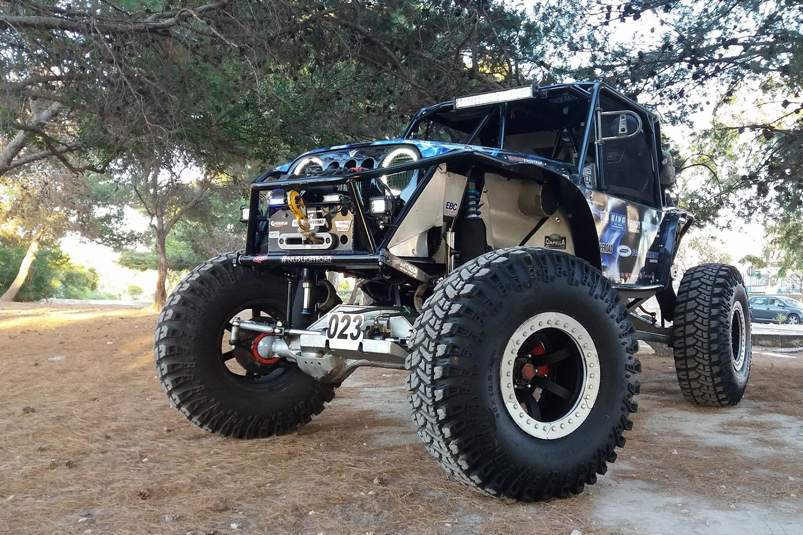 Read more about the article Maltese off-roader places second King Of Portugal