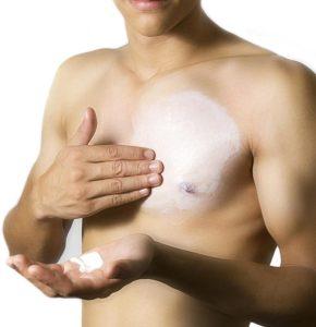 Gynecomastia cream