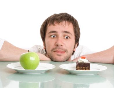 eating healthy in gynecomastia