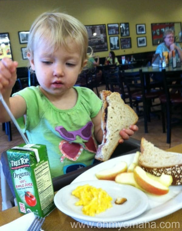 Healthy Kid Friendly Restaurants