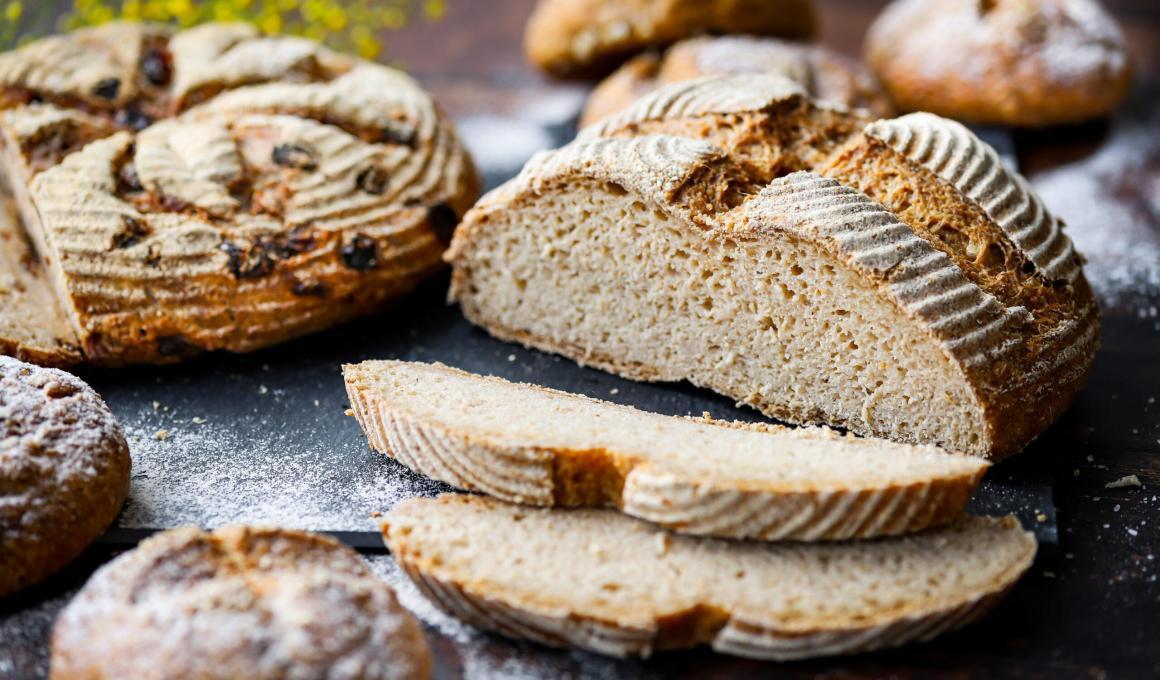 Basisrecept: Glutenvrij wit zuurdesembrood