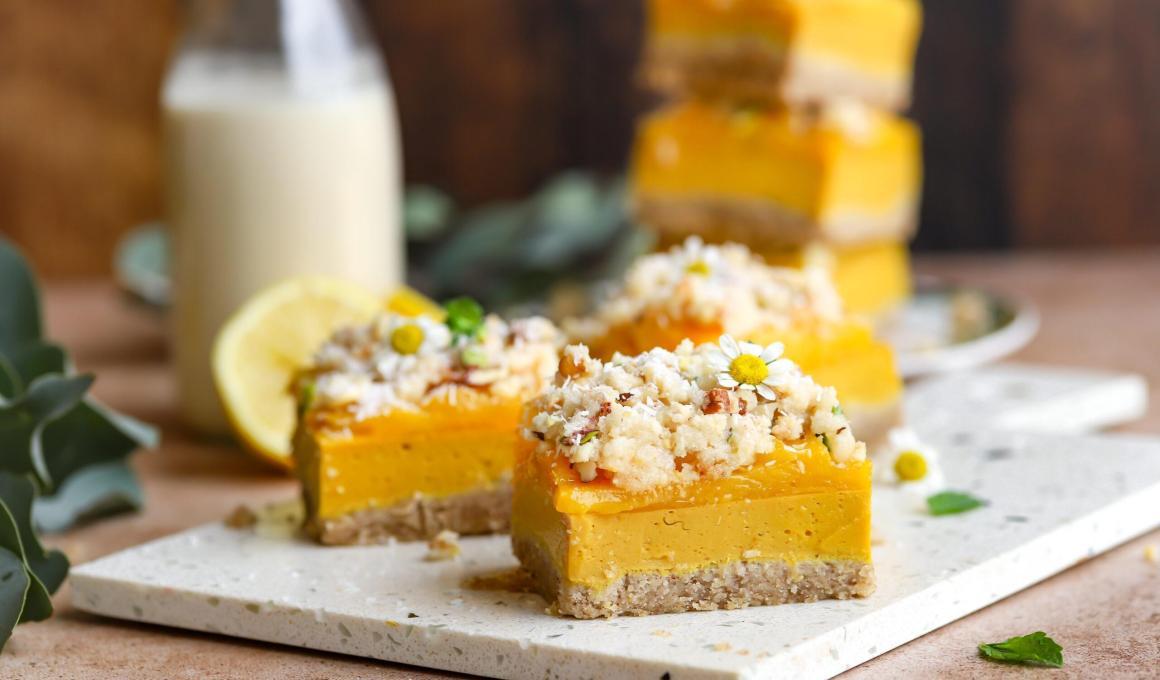 Mango cheesecake bites, glutenvrij én koolhydraatarm