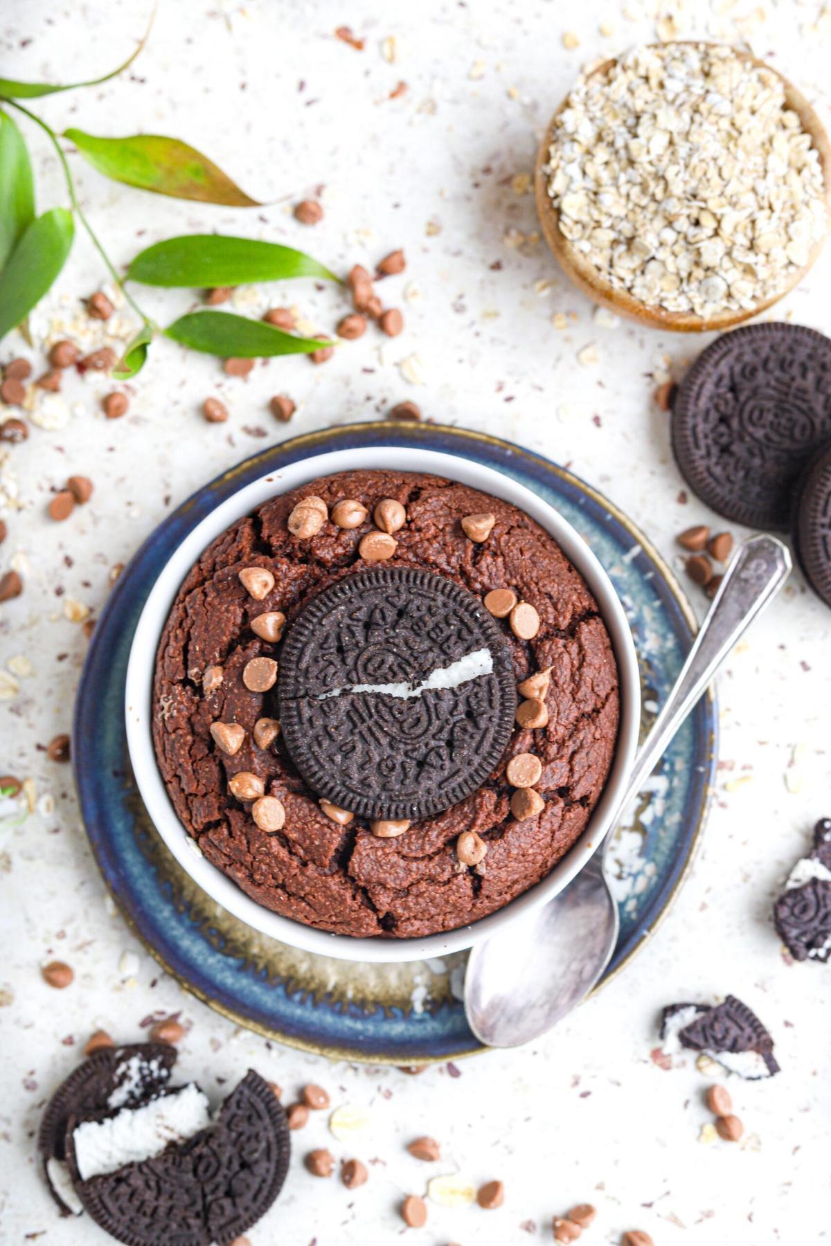 chocolade lava cake